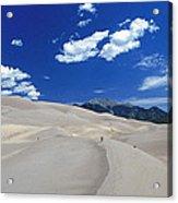 Great Sand Dunes IIi Acrylic Print
