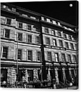 Great Southern Hotel Originally The Railway Hotel Built In 1845 On Eyre Square Galway City County Galway Republic Of Ireland Acrylic Print
