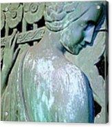Grecian Goddess Acrylic Print