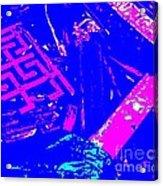 Greco-celtic Relic Acrylic Print