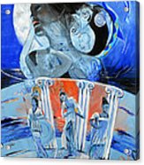 Greek Goddesses Acrylic Print