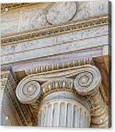 Greek Theatre 6 Acrylic Print