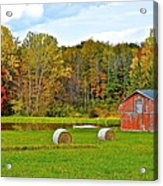 Green Acres Acrylic Print