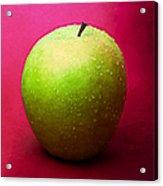 Green Apple Whole 1 Acrylic Print