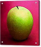 Green Apple Whole 2 Acrylic Print
