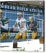 Green Bay Packers Lambeau Field Acrylic Print