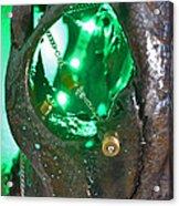 Green Eye Acrylic Print