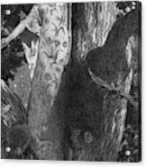 Green Moonlight, 1902 Acrylic Print