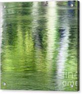 Green River Reflections Acrylic Print