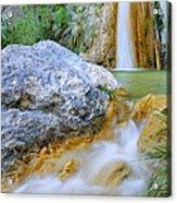 Green River Waterfalls Acrylic Print