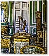 Green Room - Russia Acrylic Print