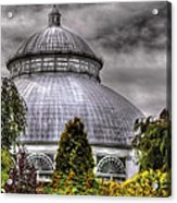 Greenhouse - The Observatory Acrylic Print