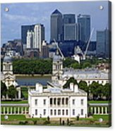 Greenwich View Acrylic Print
