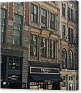 Greenwich Village Acrylic Print
