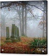 Greenwood Cemetery 3 Acrylic Print