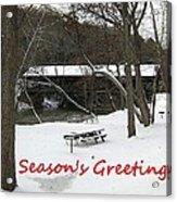 Greeting Card-3 Acrylic Print