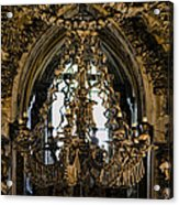 Greetings From Kutna Hora Acrylic Print