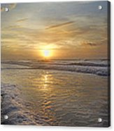 Greetings From Topsail Acrylic Print