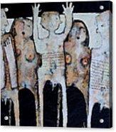 Grego No.3 Acrylic Print by Mark M  Mellon
