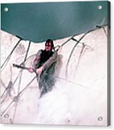 Gregory Peck In Moby Dick  Acrylic Print