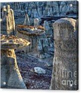 Gremlins Bisti/de-na-zin Wilderness Acrylic Print