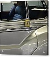 Grey Poupon And Rolls Royce Acrylic Print