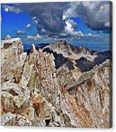 Grey Sky Morning Acrylic Print
