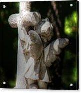 Angel Hug Acrylic Print
