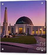 Griffith Observatory Acrylic Print