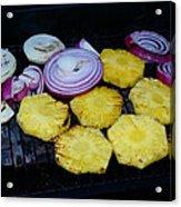 Grilled Veggies #1 Acrylic Print
