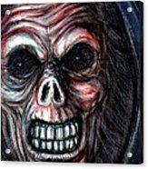 Grim Reaper Acrylic Print