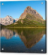 Grinnell Point Acrylic Print