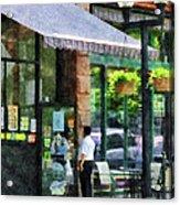 Grocery Store Albany Ny Acrylic Print