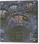 Groovy Acrylic Print