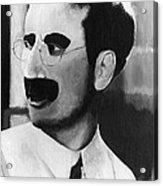 Groucho Marx Acrylic Print