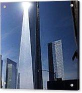 Ground Zero New York Acrylic Print