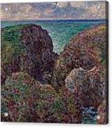Group Of Rocks At Port Goulphar Acrylic Print