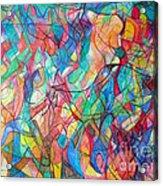 Tikkun Clali 1 Acrylic Print