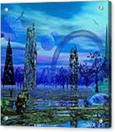 Grove Of Grurb Acrylic Print