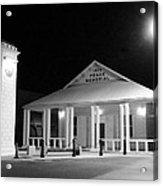 Gt Town Hall Acrylic Print