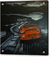 Gt3 @ Le Mans #2 Acrylic Print