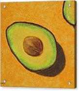 Guacamole Time Acrylic Print