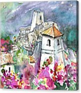 Guadalest 07 Acrylic Print