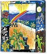 Guam Acrylic Print
