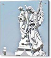 Guardian Angels 2 Acrylic Print