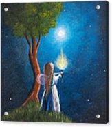 Guardian Of Light By Shawna Erback Acrylic Print