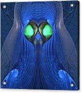 Guardian Of Souls - Surrealism Acrylic Print