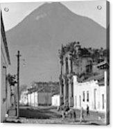 Guatemala, C1920 Acrylic Print