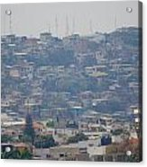 Guayaquil Overview Acrylic Print