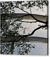 Guggenheim And Trees Acrylic Print